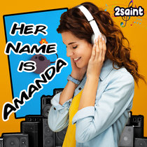 Her Name Is Amanda (Live Version) cover art