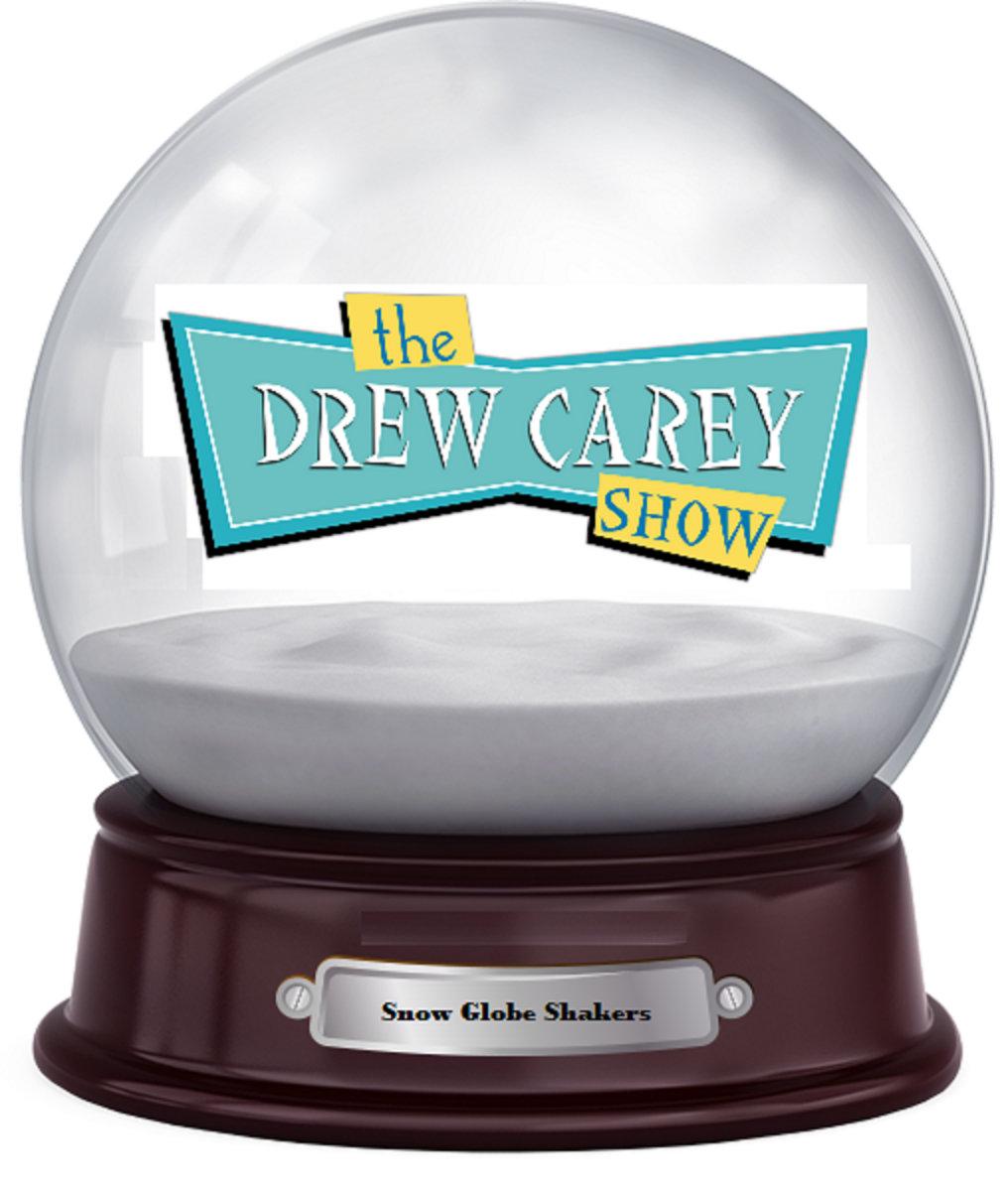 Freeze/Frame Episode 1: Snow Globe Shakers - The Drew Carey Show ...