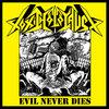 Evil Never Dies Cover Art