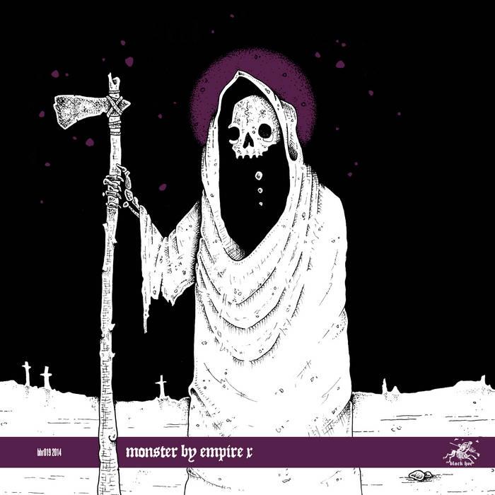 Monster cover art