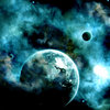Cold Moon - Galactic Journey (EP) Original recording 2012 Cover Art