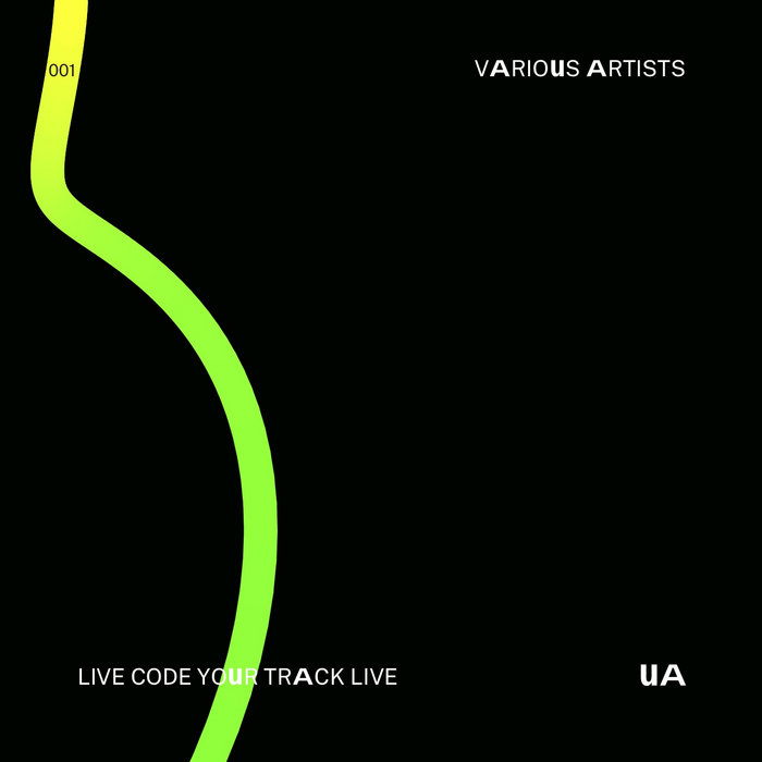 Live code your track live