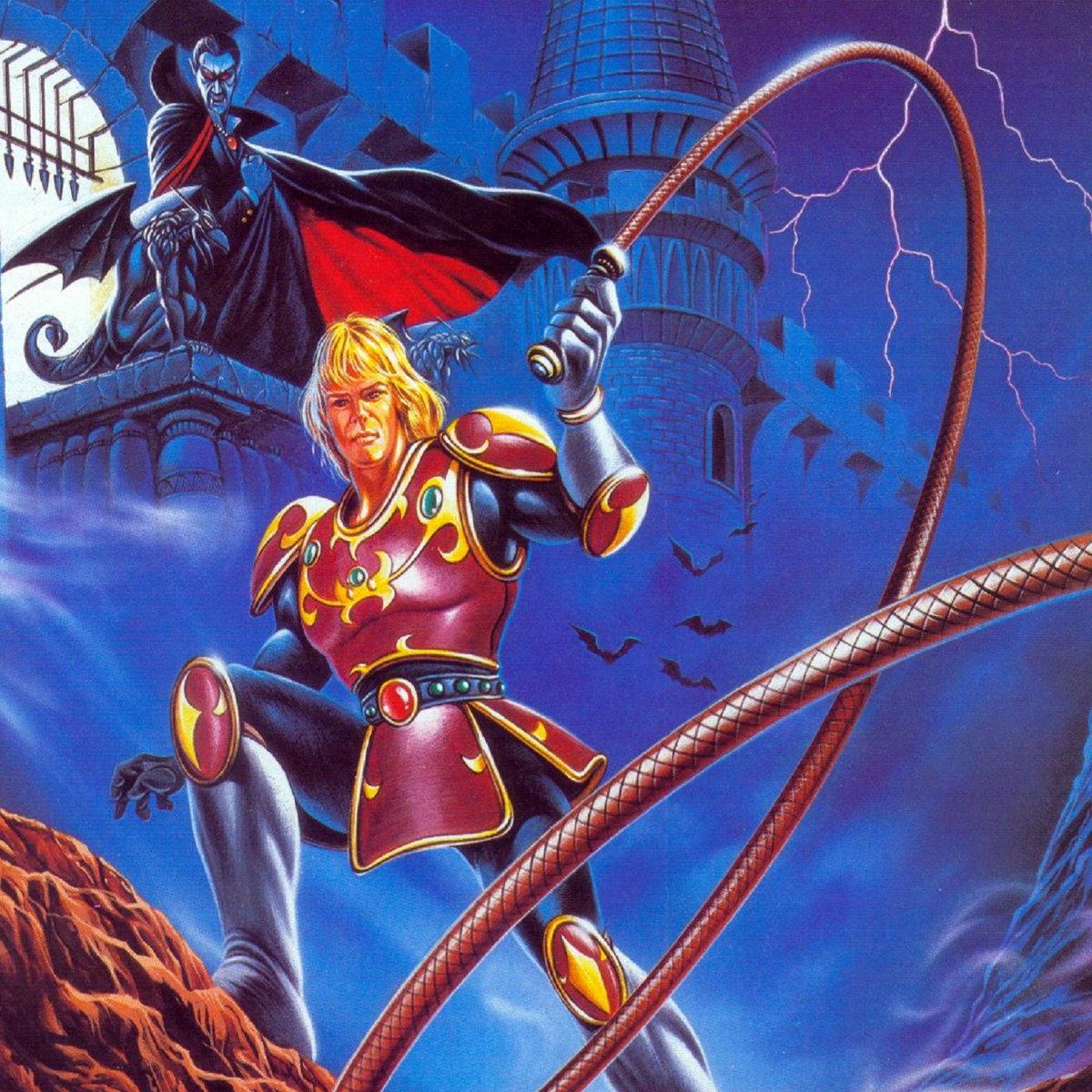 Castlevania II Covers | Jupiter-8