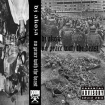 NO PEACE WITH THE BEAST EP cover art