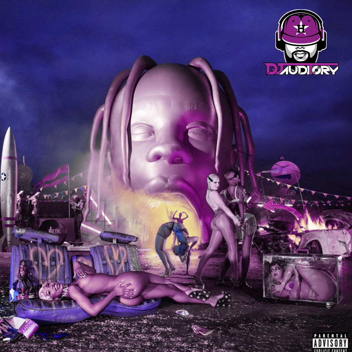 Sicko Mode Mp3 Download: AstroWorld [Chopped & Screwed]