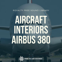 Airbus 380 Interior Take Off Landing & Touchdown Sounds cover art