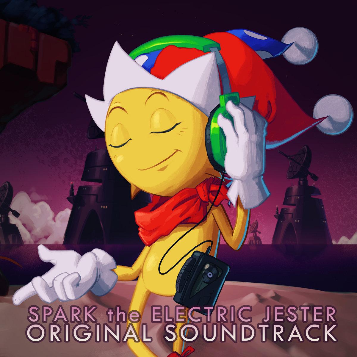 Kuvahaun tulos haulle spark the electric jester listening to music
