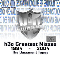 h3o Greatest Misses cover art