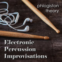Electronic Percussion Improvisations cover art