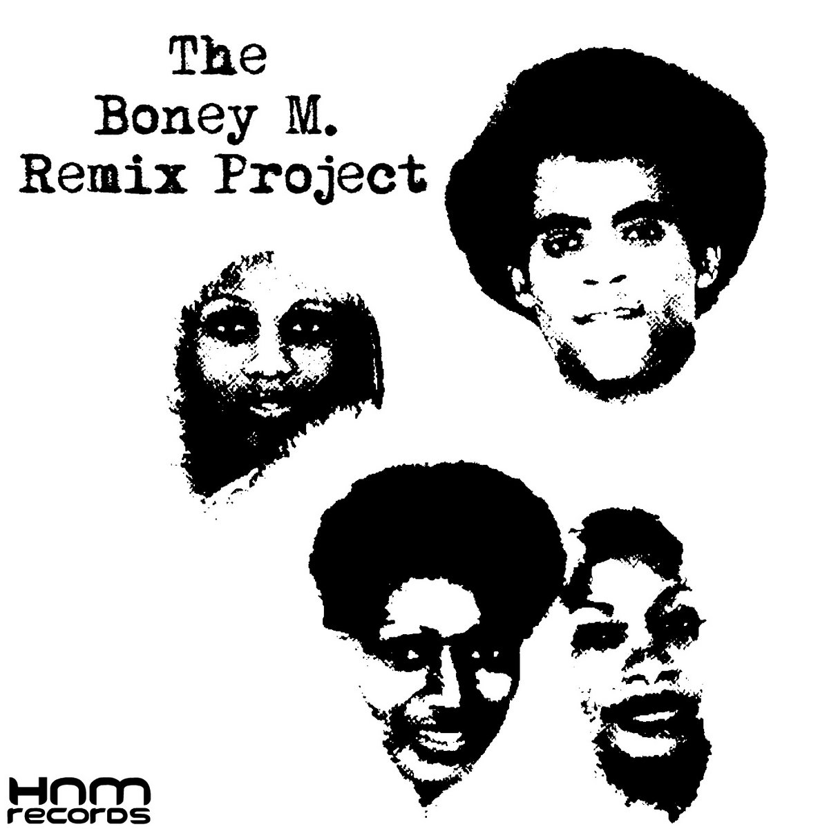 The boney m remix project harsh noise movement by various artists malvernweather Gallery
