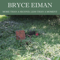More than a Second, Less than a Moment cover art