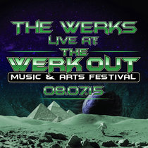 LIVE @ The Werk Out 2015 08.07.15 cover art