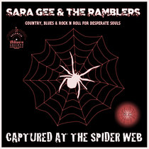 Captured at the Spider Web (EP 2015) cover art