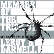 Member Of The Trick 01: Get Rich Or Try Dying EP cover art