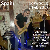 Spain Love Song Los Angeles 07 Feb 2017 cover art