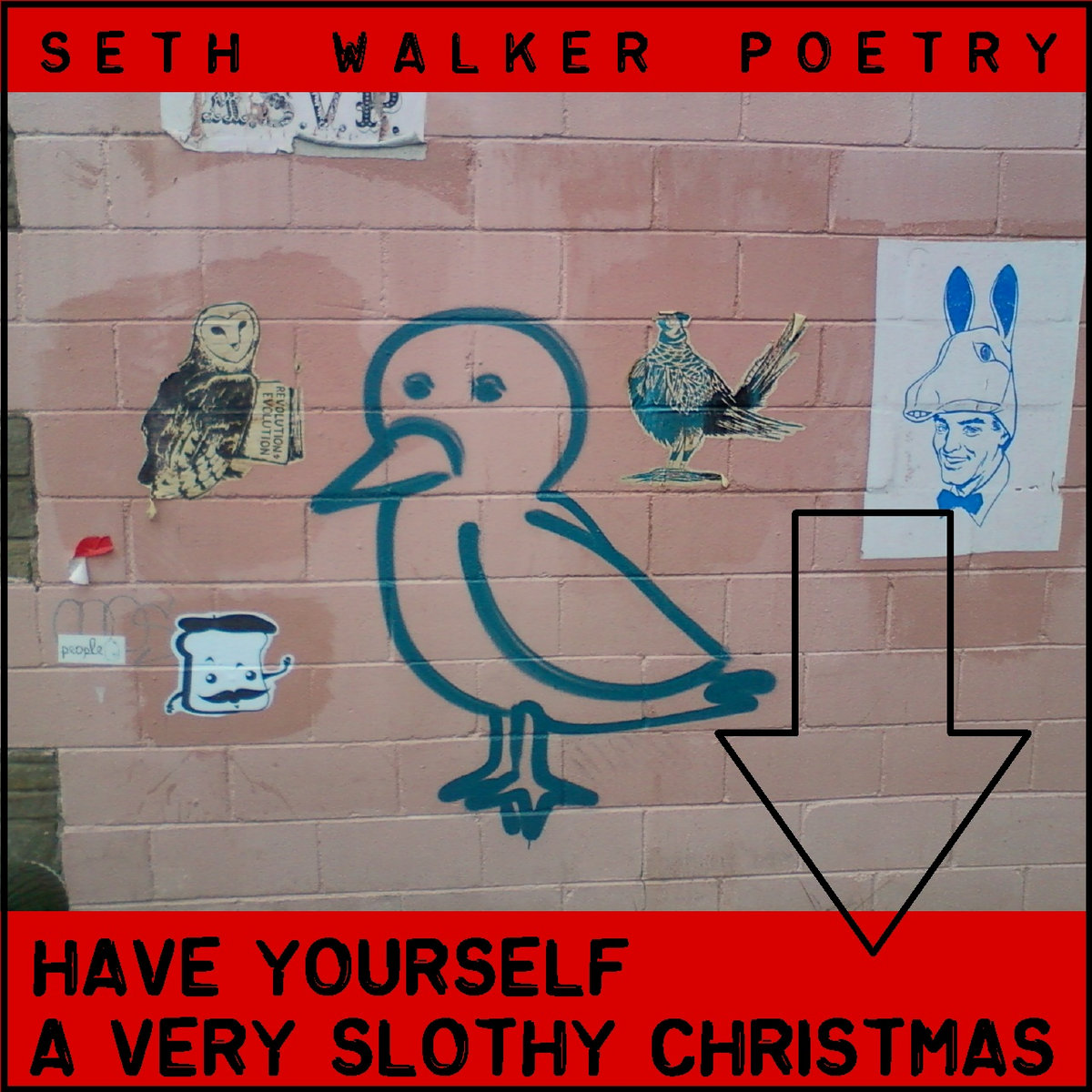 have yourself a very merry christmas ajna wysowski from a very slothy christmas by seth walker - Have Yourself A Very Merry Christmas