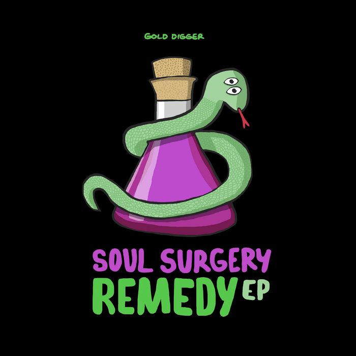 Soul Surgery Operation 9000 Original Mix Gold Digger Records
