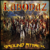 Ground Attack lp cover art