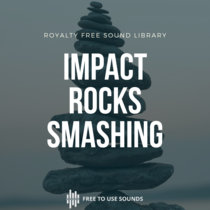 Impact Rock Smash Sound Effects cover art