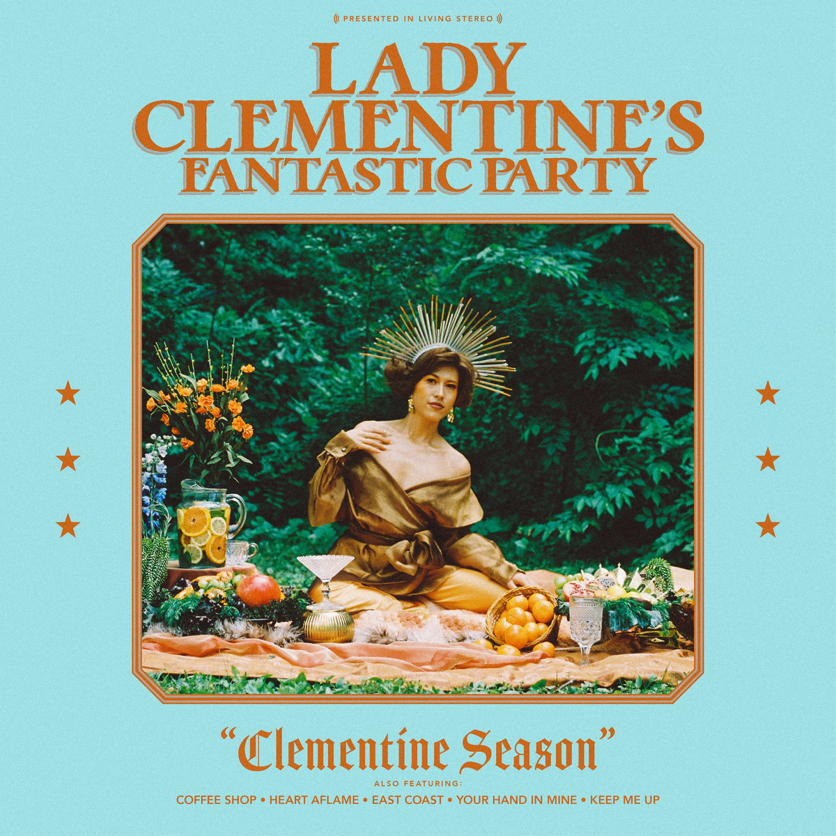 Lady Clementines Fantastic Party