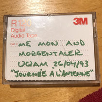 Live au radio UQAM 1993 cover art