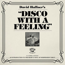 Disco with a Feeling cover art