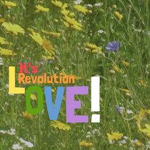 It's Revolution Love! [Single Version] cover art