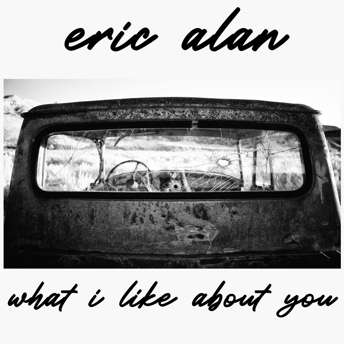 What I Like About You by Eric Alan