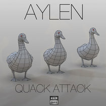Aylen - Quack Attack (MCR-031) cover art