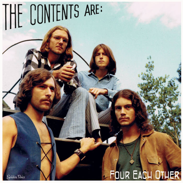 CONTENTS ARE, THE