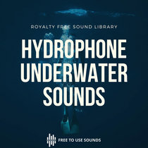 Underwater Sound Effects Library cover art