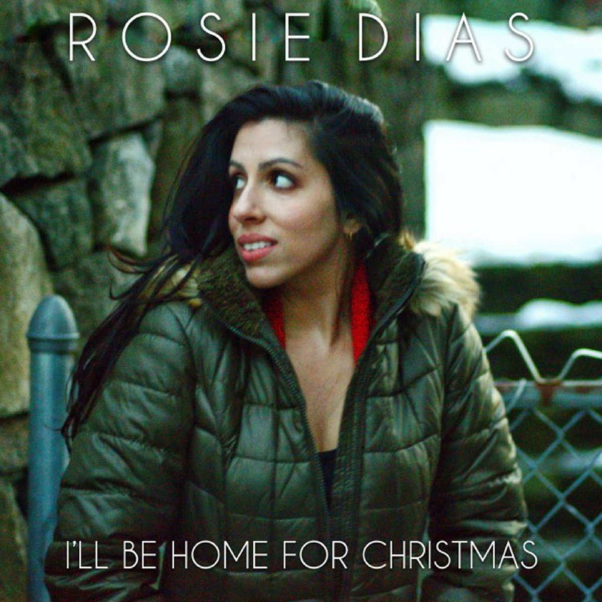 Home By Christmas.I Ll Be Home For Christmas Single Rosie Dias