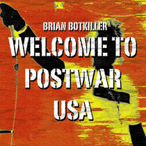 Welcome to Postwar USA cover art