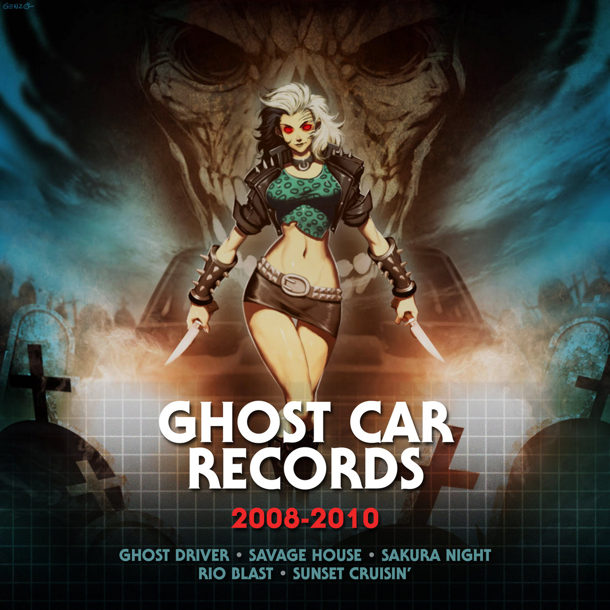 Driven To Madness | Ghost Car Records