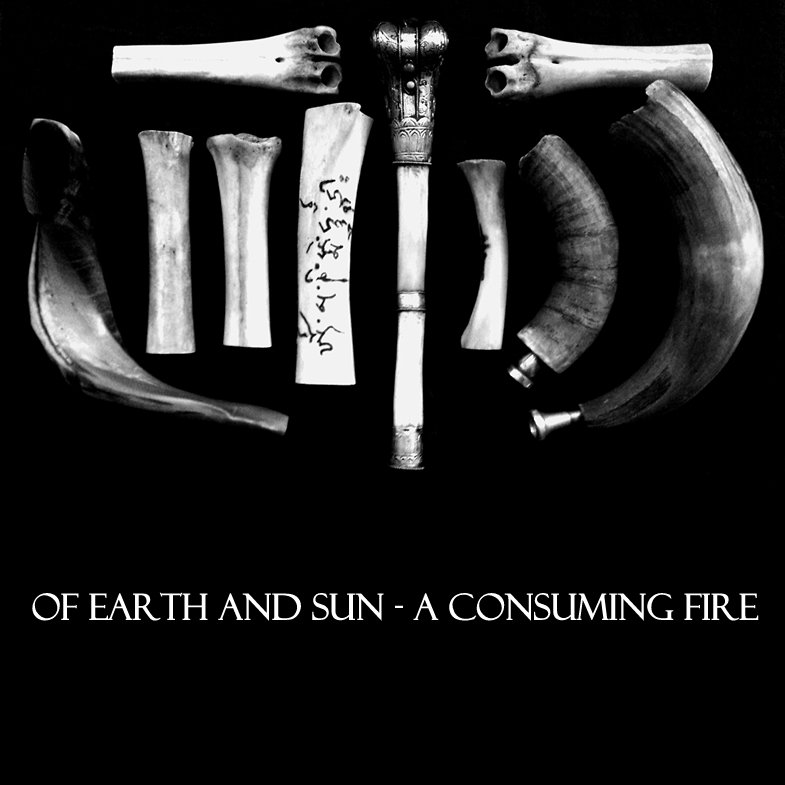 Image result for Of Earth and Sun - A Consuming Fire