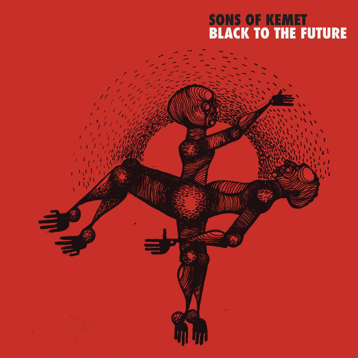 Dexler Poppe's Choice: Sons of Kemet - Black To The Future