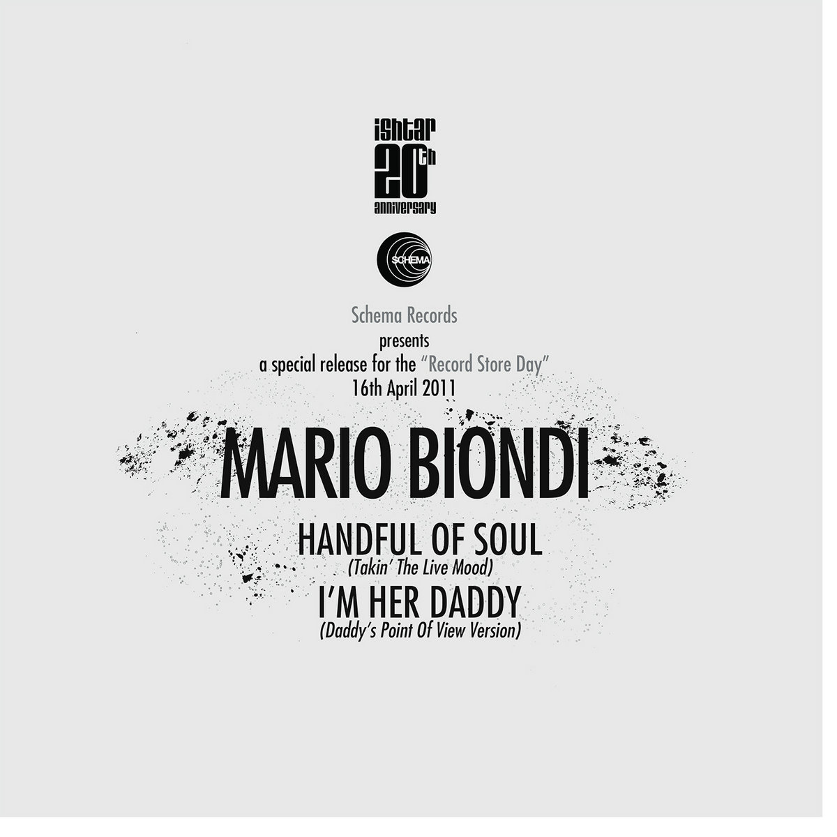 Handful of soul by mario biondi: amazon. Co. Uk: music.