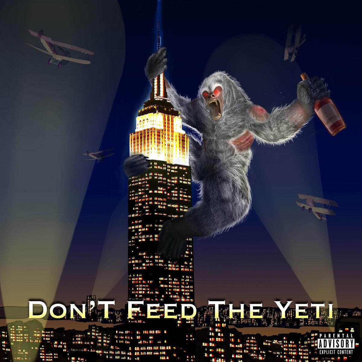 Dont Feed the Yeti   Yeti Prezi