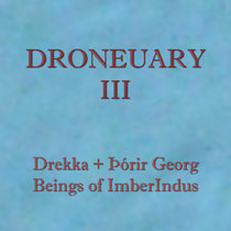 Droneuary III - Beings of ImberIndus cover art