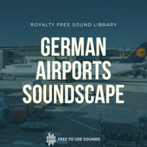 Airports Sounds Germany Airport Sound Library cover art