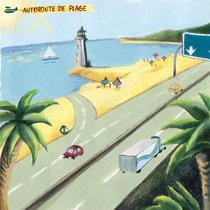 Autoroute De Plage EP cover art