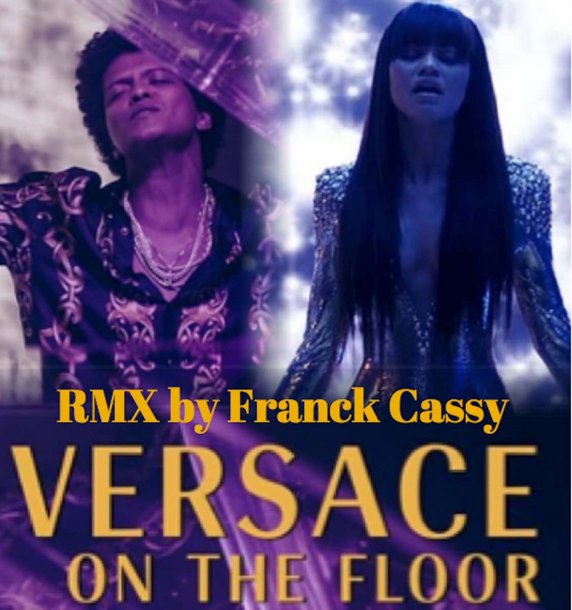 Bruno Mars - Versace On the Floor (Rmx