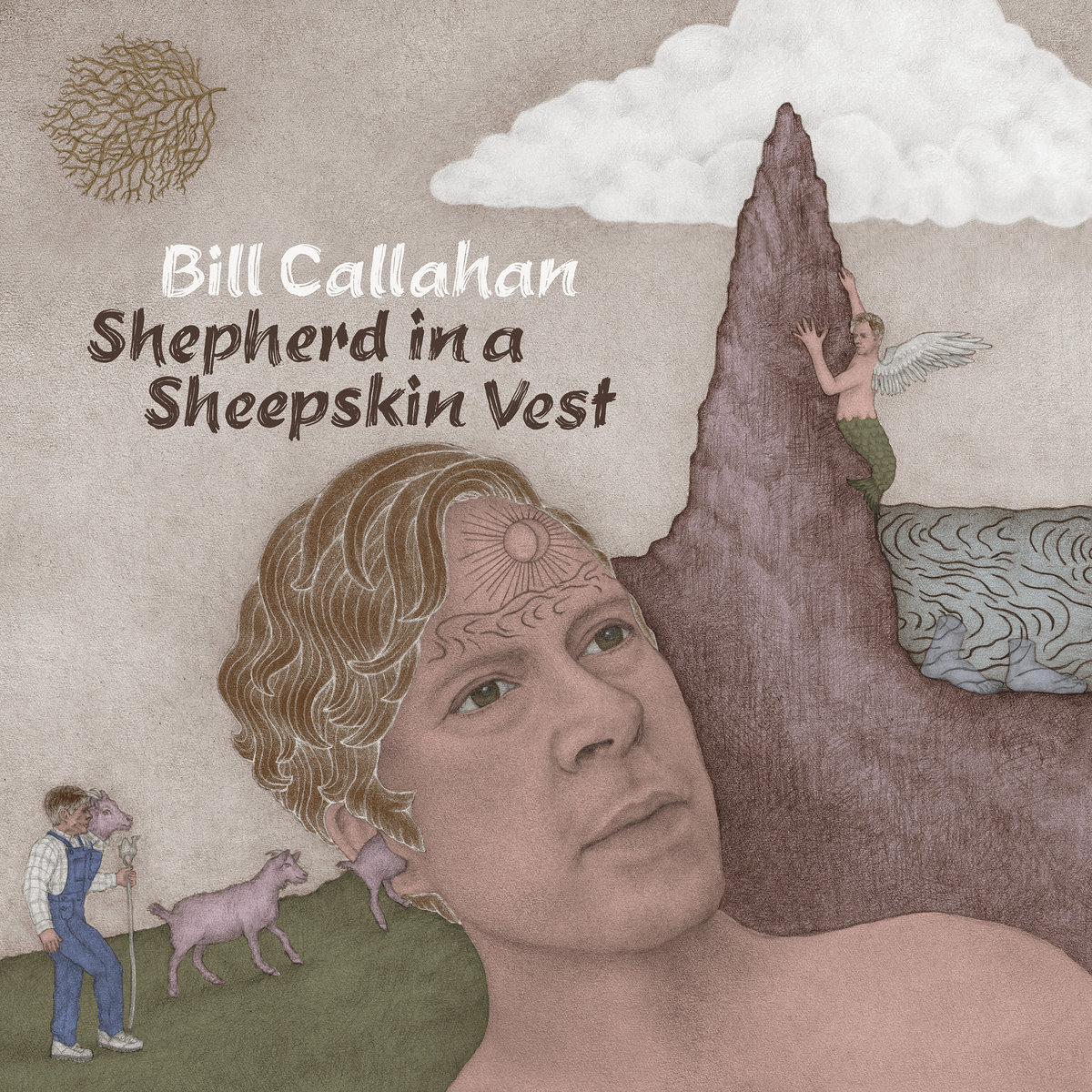 Image result for bill callahan shepherd in a sheepskin vest