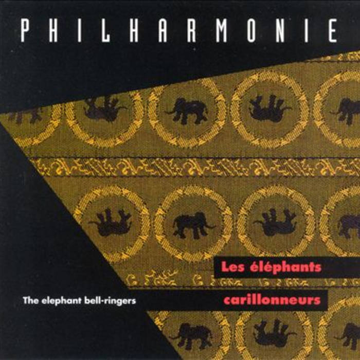 Les Elephants Carillonneurs (The Elephant Bell-Ringers) cover art