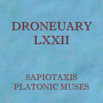 Droneuary LXXII - Platonic Muses cover art