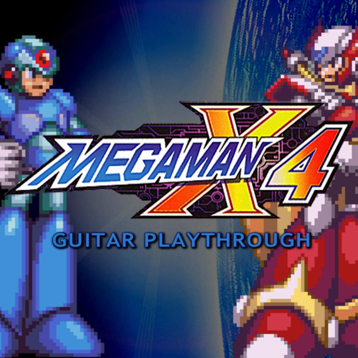 Mega Man X4 GP | Krzysztof Słowikowski