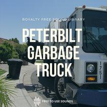 Peterbilt Garbage Truck Sound Effects USA cover art