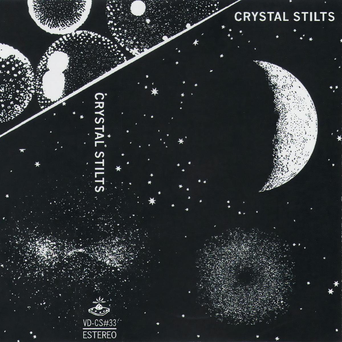 Silver Sun | CRYSTAL STILTS | Volante Discos