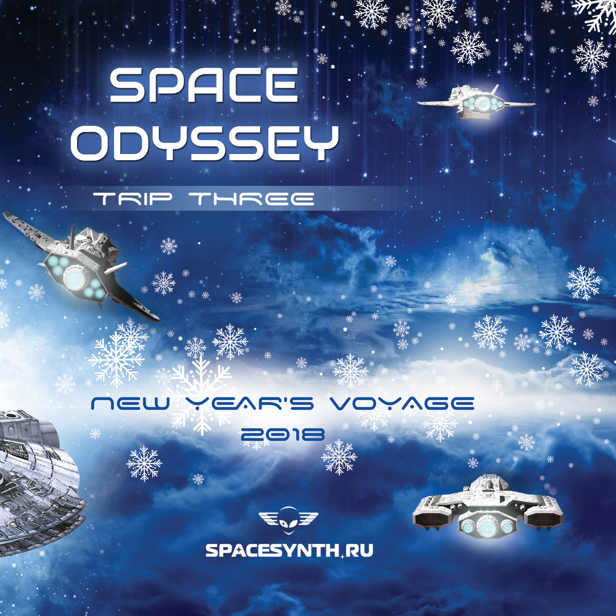 d9884bb9d0 Space Odyssey – Trip Three: New Year's Voyage 2018 | Spacesynth.ru