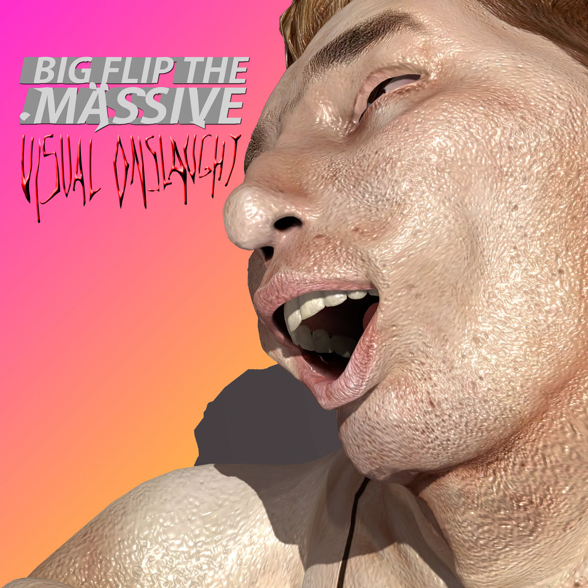 VISUAL ONSLAUGHT   BIG FLIP THE MASSIVE